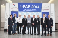 iFAB Steering Group and ISB Footwear Biomechanics group leaders, South Korea 2014