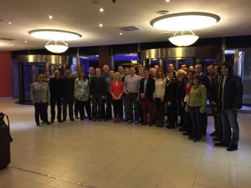 ENPODHE Malaga - Podiatry academic staff from across Europe