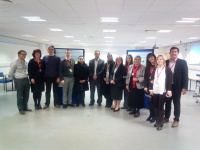 SOHEALTHY project team at Salford networking event.
